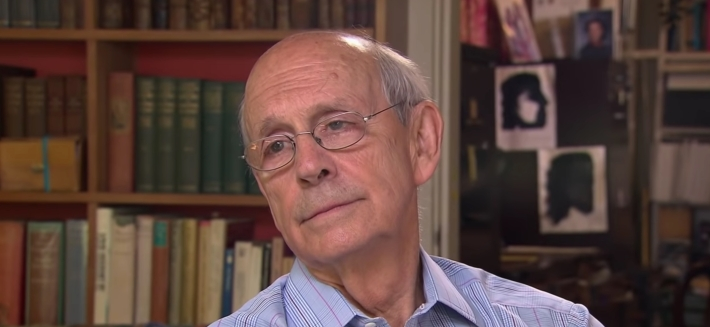 stephen breyer retirement