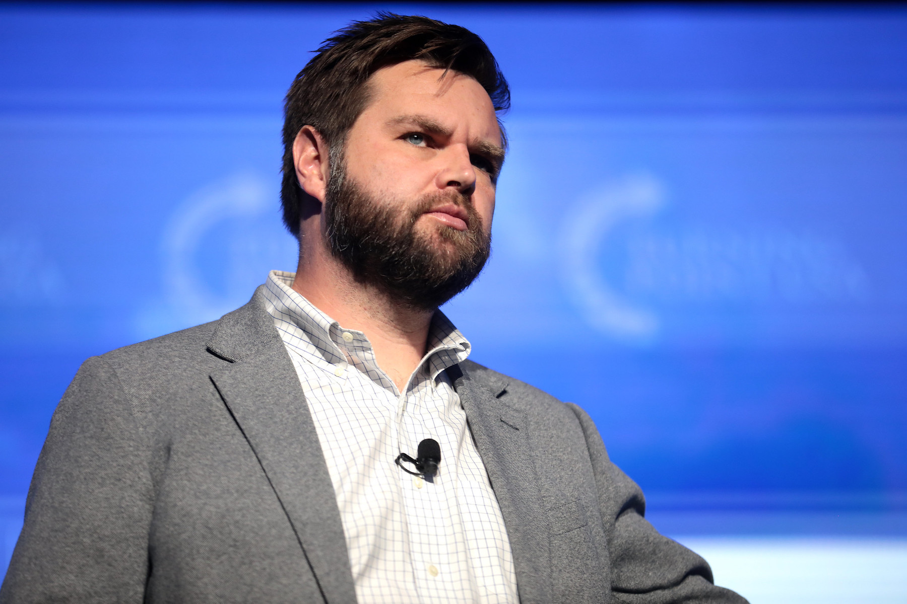 J.D. Vance speaking at the 2021 Southwest Regional Conference hosted by Turning Point USA