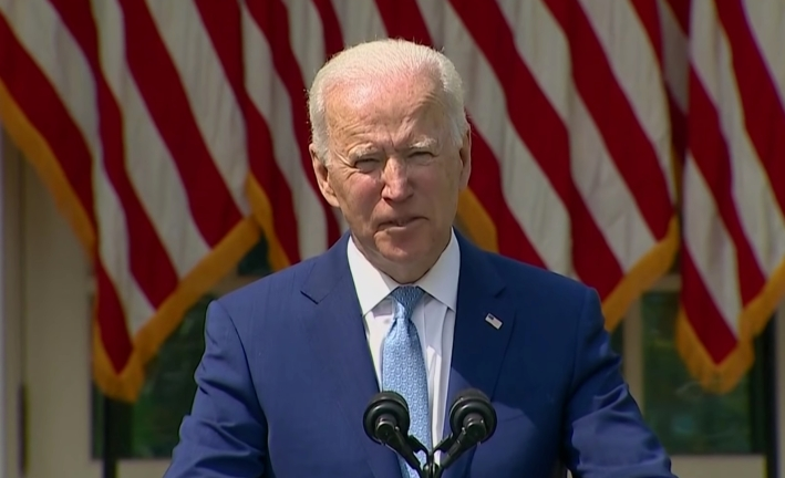 Joe Biden talks about gun control regulations