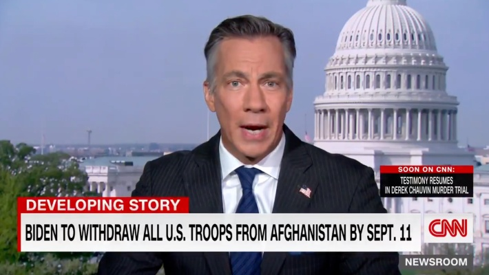 Jim Sciutto discusses the war in Afghanistan