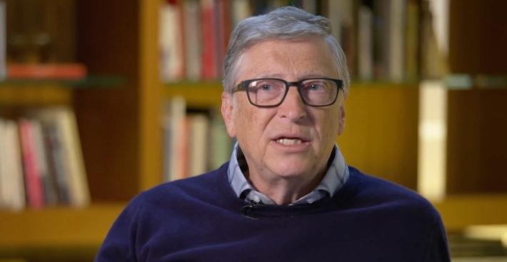 Bill Gates on '60 Minutes'